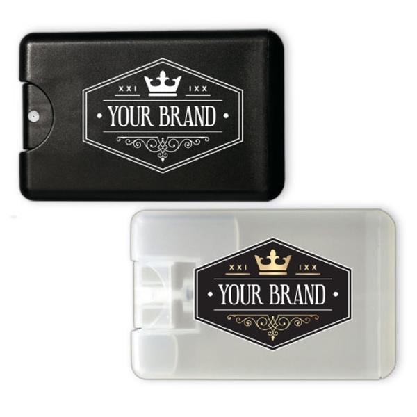 Hand Sanitizer Credit Card Spray