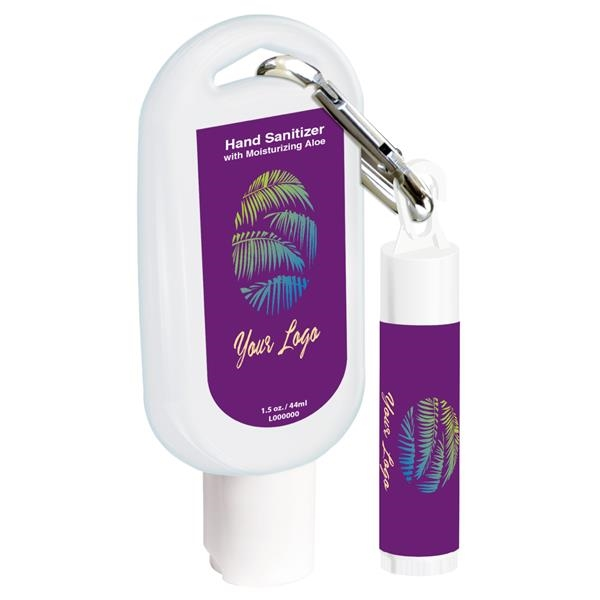 Premium Hand Sanitizer Combo