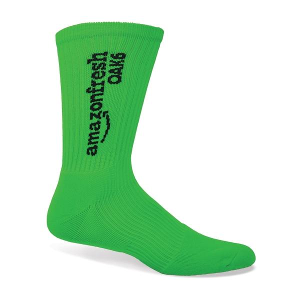 Quality Select - Custom Knit Basketball Sock