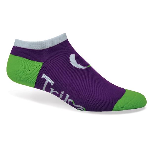 Quality Select - Custom Knit Full Cushion No-Show Sock