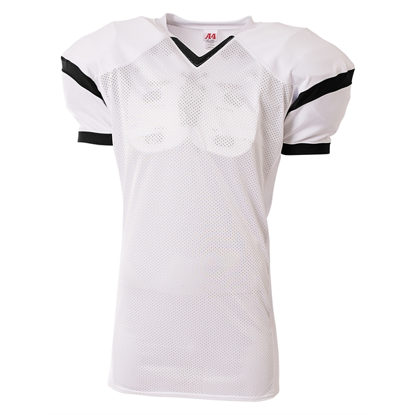 A4 Youth Rollout Football Jersey