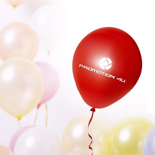 Thickened Color Balloons