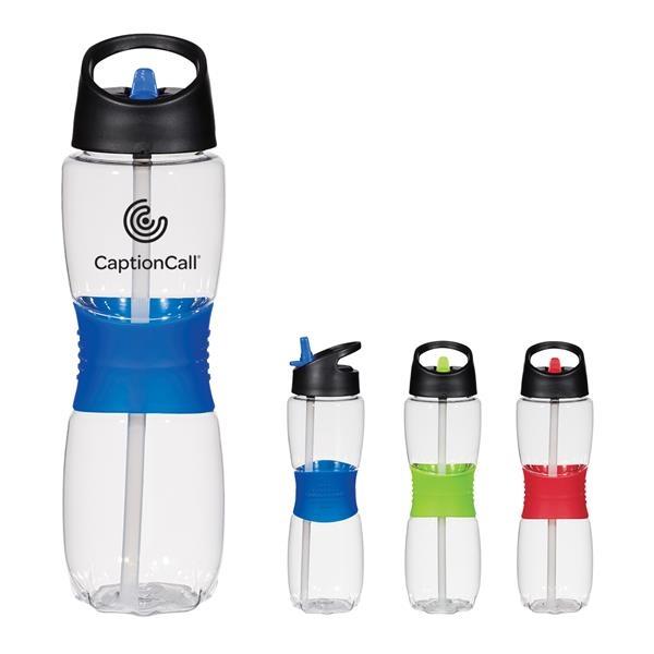 25 Oz. Tritan™ Hourglass Sports Bottle