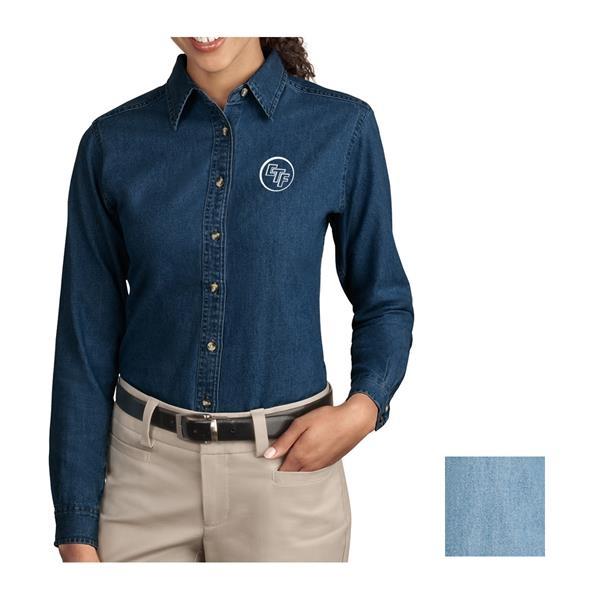 Port & Company Ladies' Long Sleeve Value