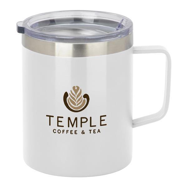 12 oz. Insulated Coffee Mug