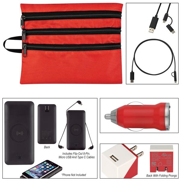 Wireless Travel Kit