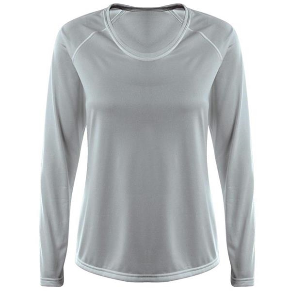 Women's SureColor Long Sleeve Cationic Tee