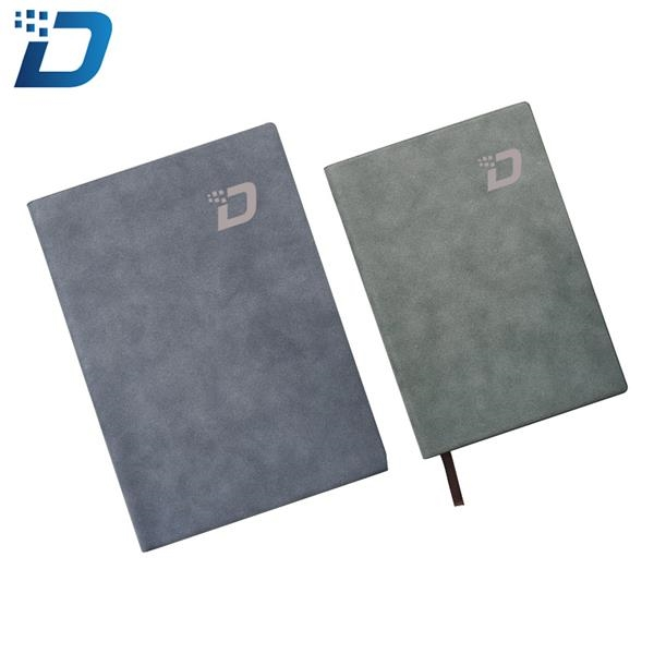 Hard Cover Ruled Large Expanded Notebook