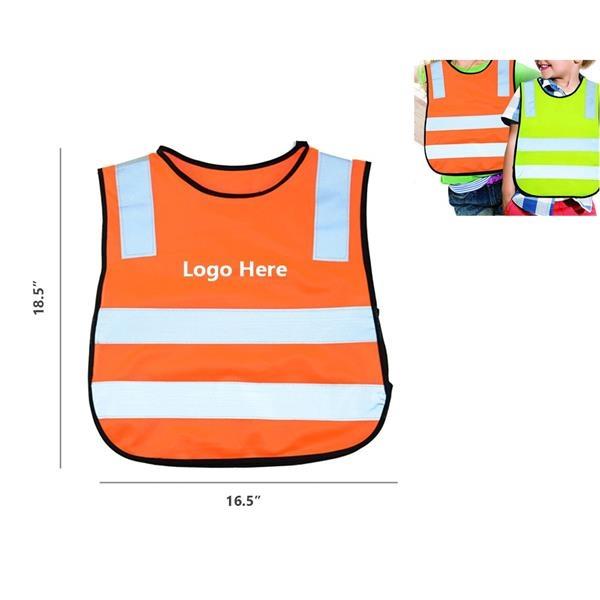 Child Reflective Safety Vest