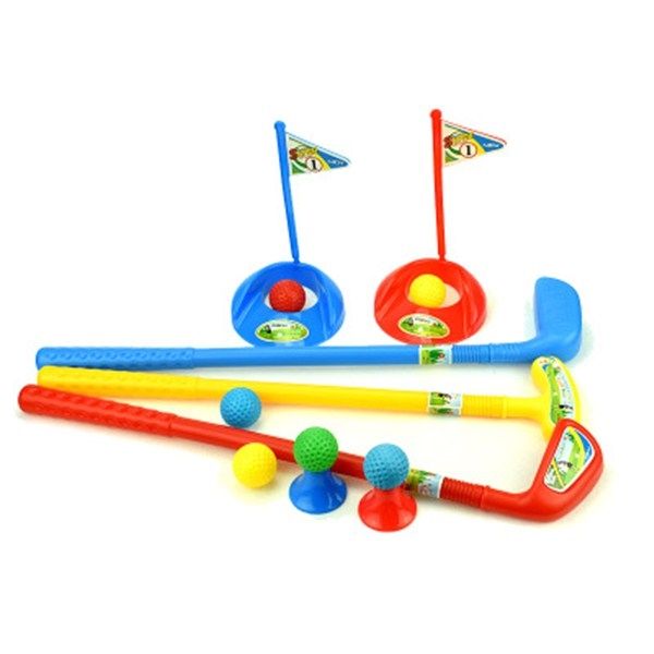 Plastic Toys Game Golf Children Educational Fun Sports Toys