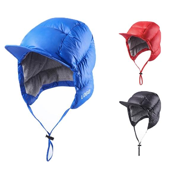 Outdoor Skiing  Waterproof  Earmuff Cap