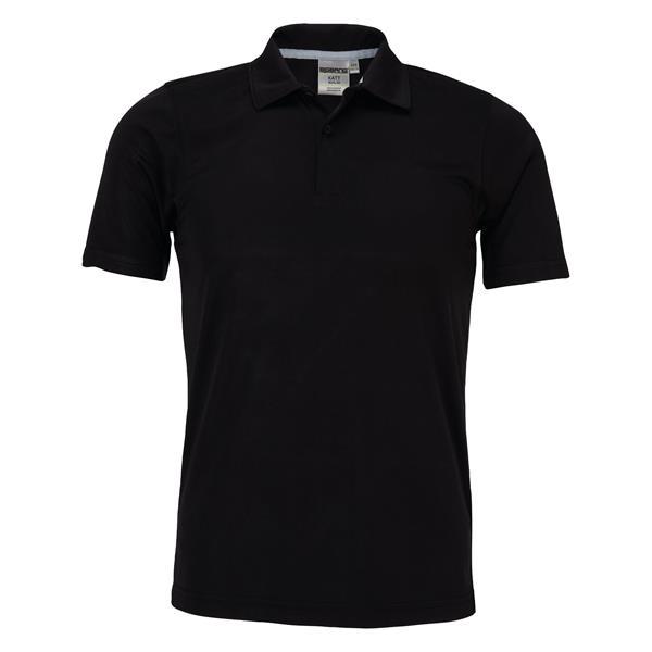 Men's KATT SOLID Short Sleeve Performance  Polo Shirt