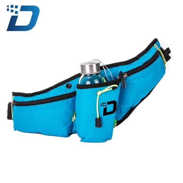 Waterproof Sport Waist Pouch With Cup