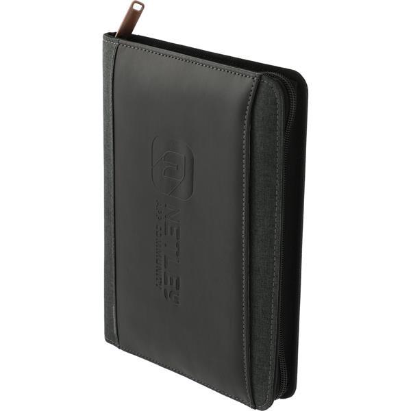 Case Logic® 5000 mAh Wireless Charging Padfolio