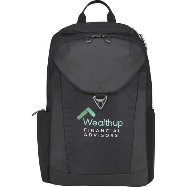 "Denali 15"" Computer Wireless Charging Backpack"
