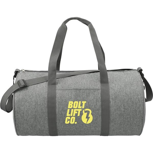 "Tahoe 18"" Graphite Barrel Duffel"