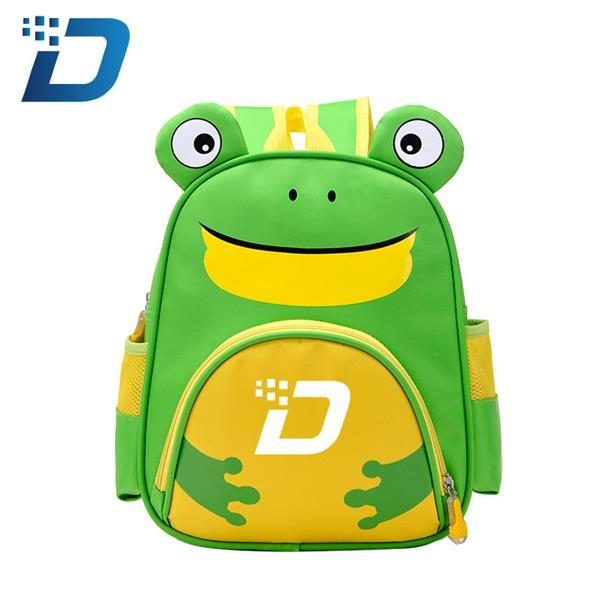 Kindergarten Cartoon Backpack
