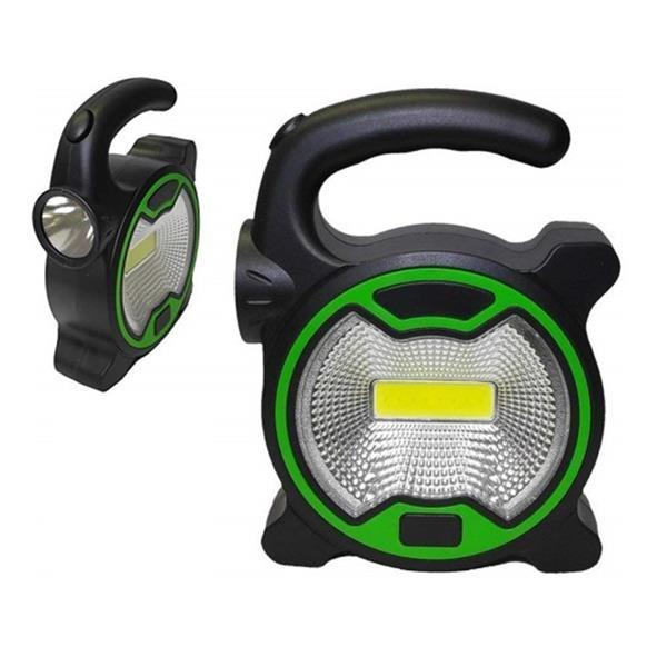 Portable LED COB Camping Lantern