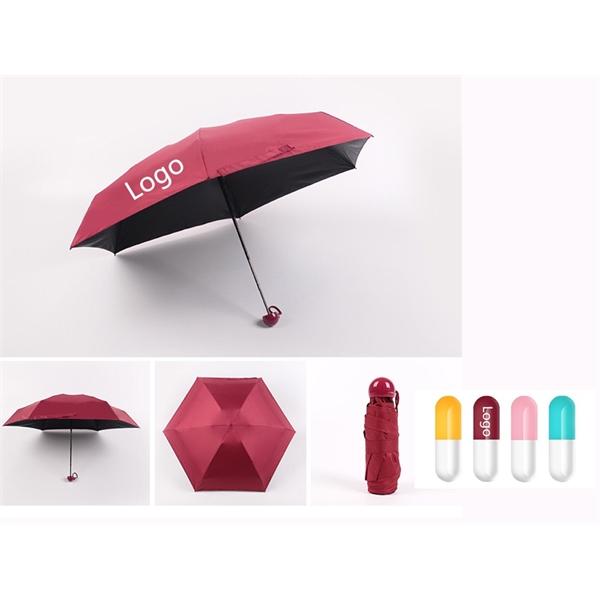 Easy Fit Capsule Umbrella
