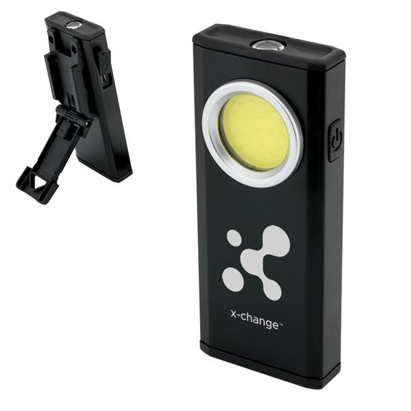 Rechargeable Clip Stand 3W COB Worklight