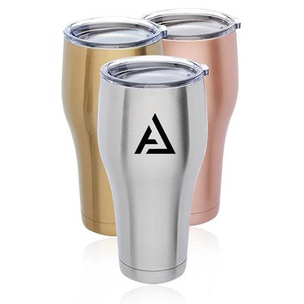 30 Oz. Colossal Vaccum Stainless Steel Tumblers