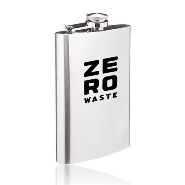 9 Oz. Stainless Steel Hip Flasks