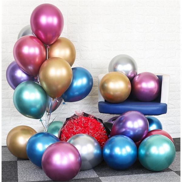 Fashion Metallic Party Balloon