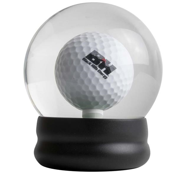 Golf Globe Game (with Colored Golf Balls)