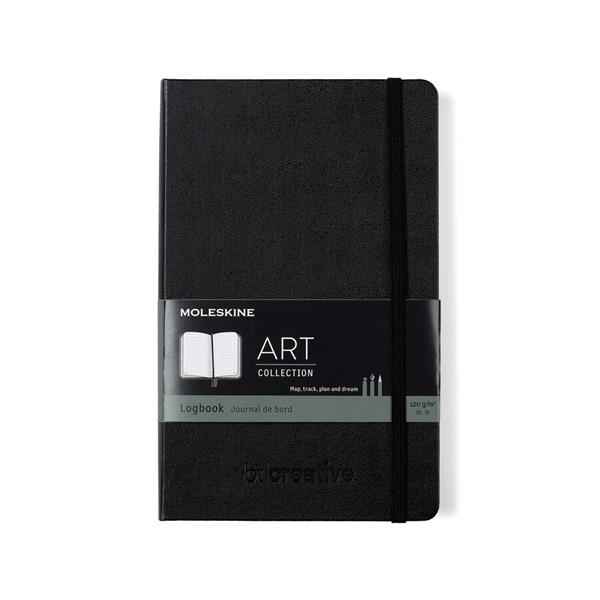 Moleskine® Logbook Notebook