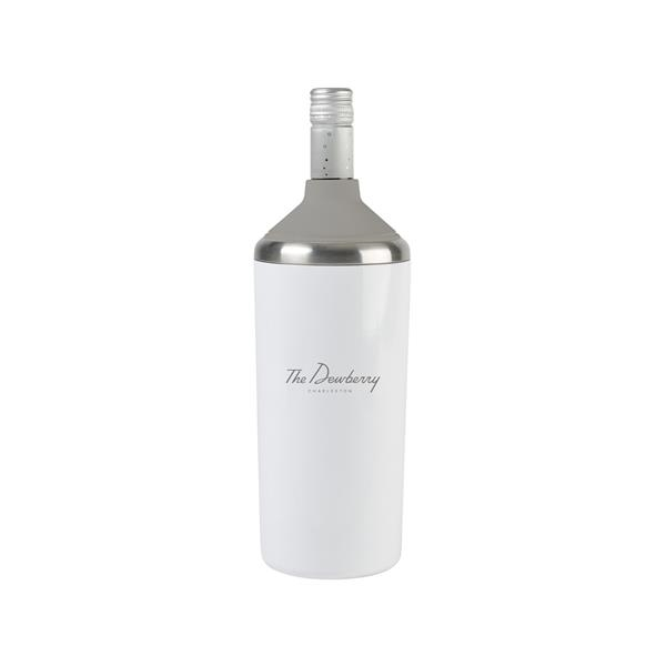 Aviana™ Magnolia Double Wall Stainless Wine Bottle Cooler