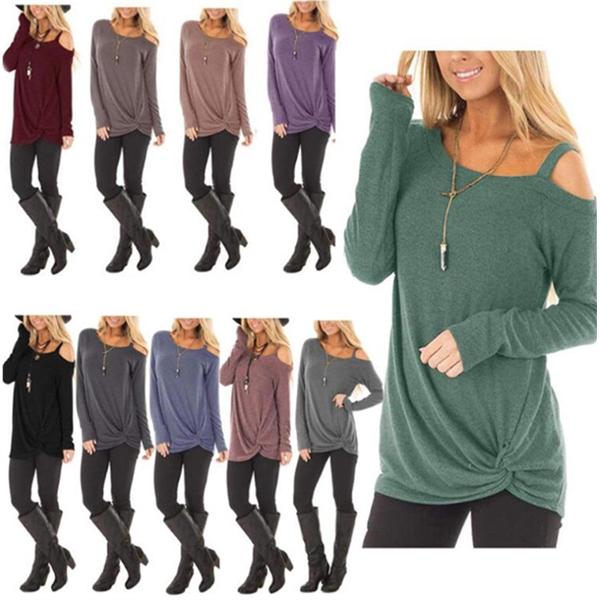 Women's Long Sleeve T-shirt Kink Coat