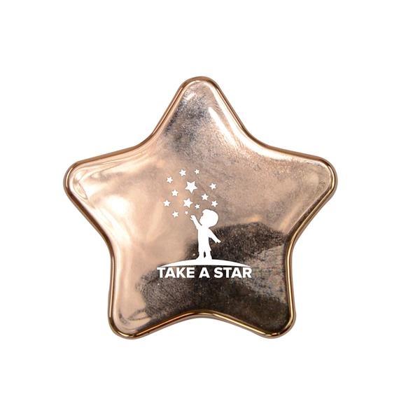 Metallic Star Lip Balm / Mirror