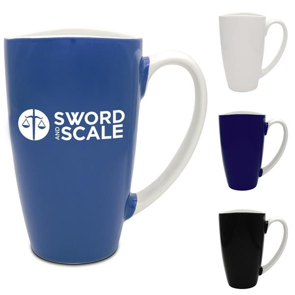 Smile Cafe Grande Collection Mug