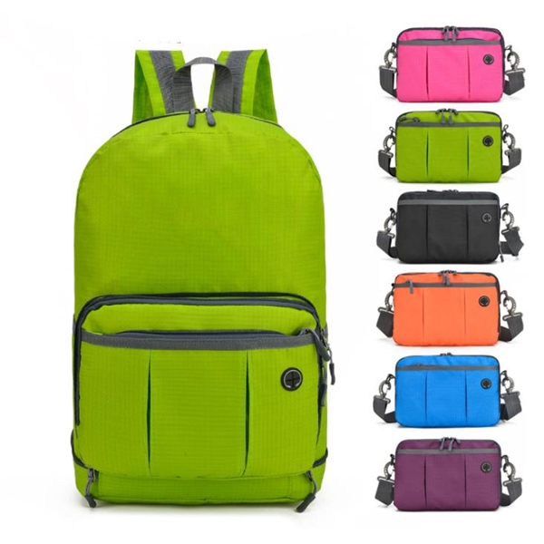 Foldable Backpack Travel Sport Daypack