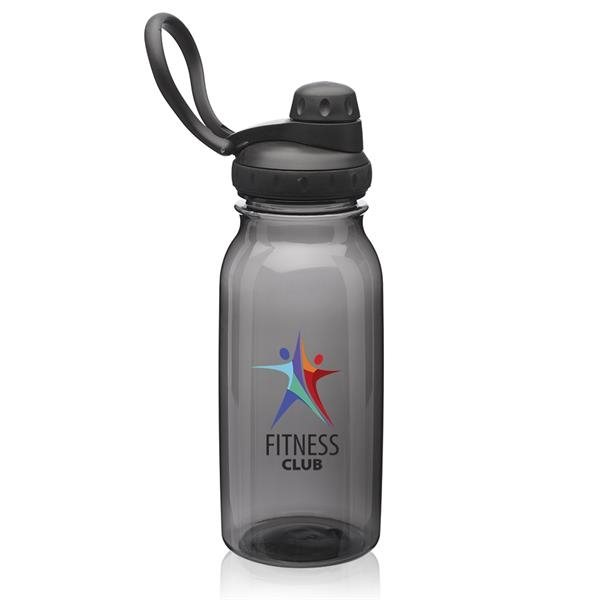 33 oz. Plastic Sports Water Bottle with