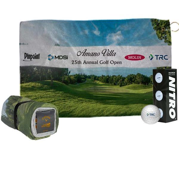 Mulligan Golf Kit - Nitro Max Distance