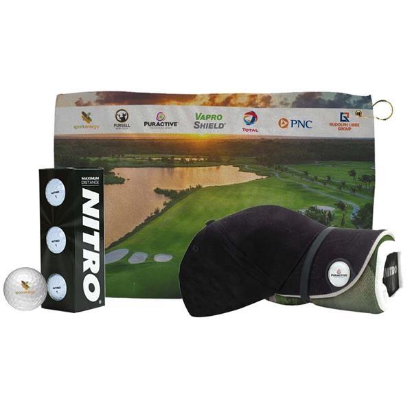 Golfer's Hat Kit - Nitro Max Distance