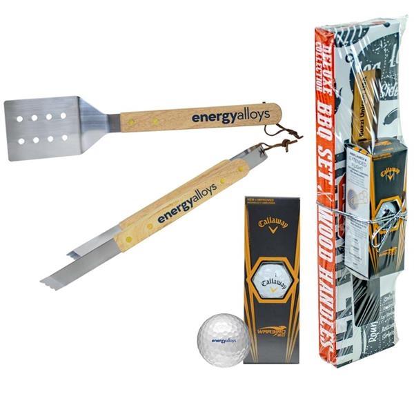 Golf & Grill Kit - Callaway Warbird 2.0