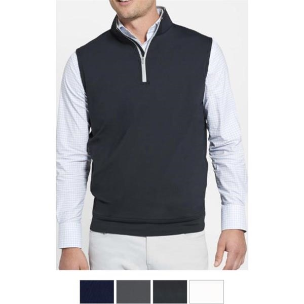Galway Quarter-Zip French Terry Vest