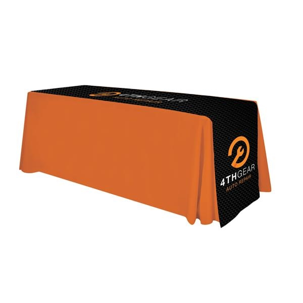 """125"""" Lateral Table Runner (Dye Sublimation)"""