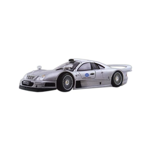Die cast replica German Mercedes CLK-GTR