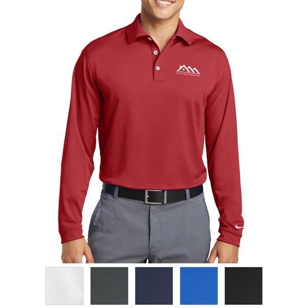 Nike Golf Tall Long Sleeve Dri-FIT Stret