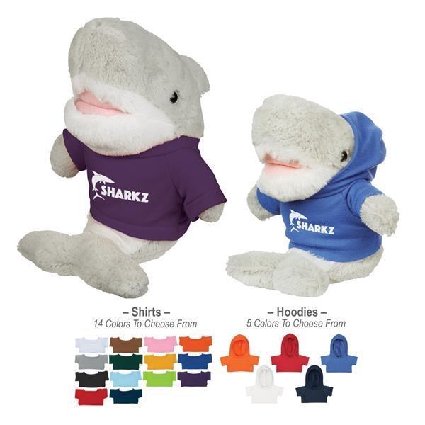 "8 1/2"" Salty Shark With Shirt"