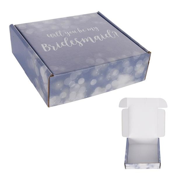 6X6 Full Color Mailer Box