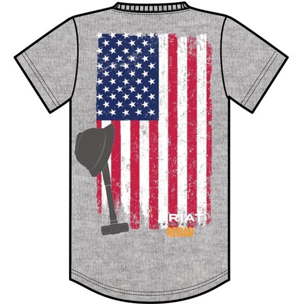 Rebar Cottonstrong American Grit T-Shirt