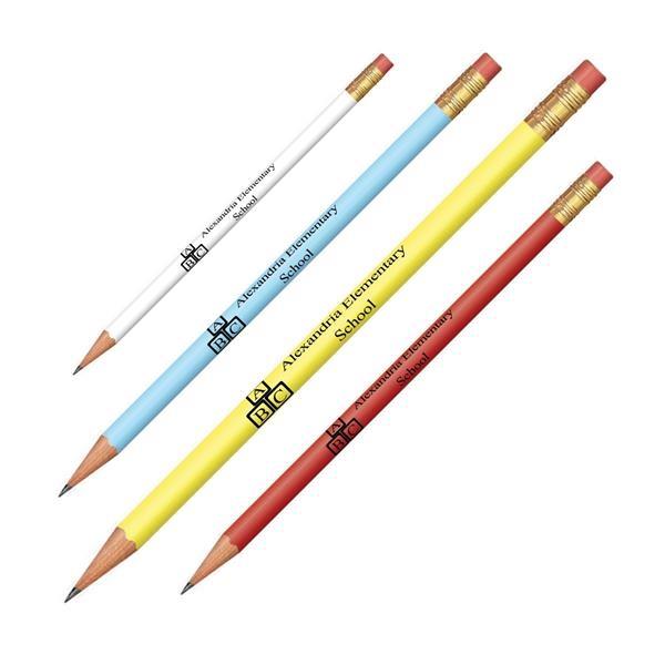 Round Scholar Pencil