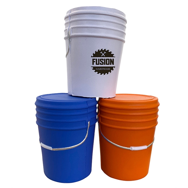 5 Gallon Bucket Squeezies® Stress Reliever