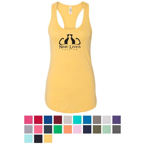 NEXT LEVEL Women's Ideal Racerback Tank