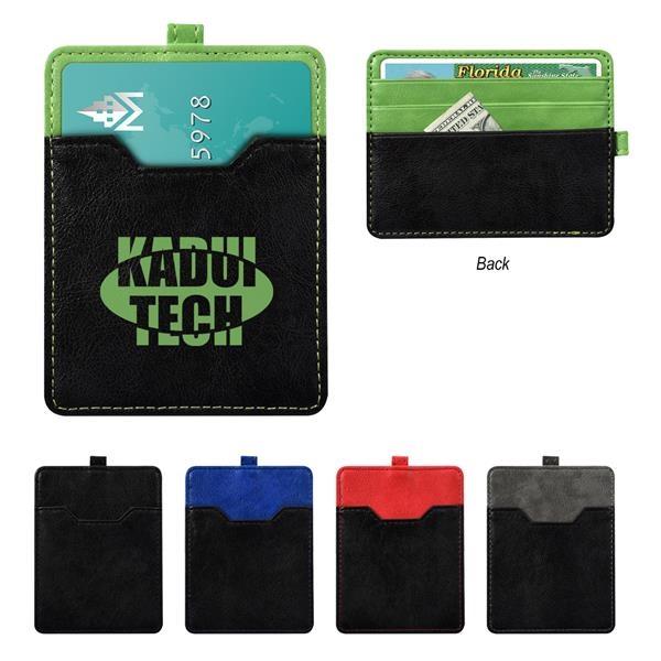 Leatherette Card Wallet