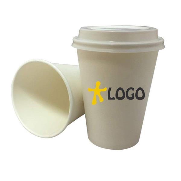 12oz Paper Cup with Lid